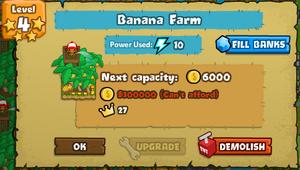 Level 5 Farm Upgrade