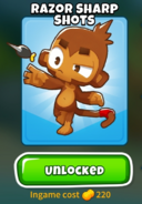 Razor Sharp Shots BTD6
