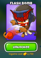 Flash Bomb BTD6