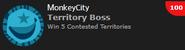 Territory Boss