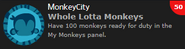 Whole Lotta Monkeys