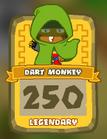 Legendary Dart Monkey