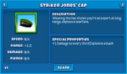 Strikerjonescapinfo