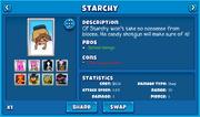 StarchyInfo