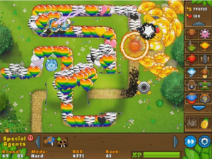 Super regen farm