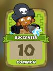 Common Buccaneer