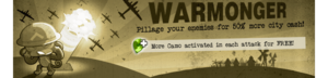 Warmonger camo
