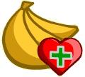 Healthy Bananas Icon