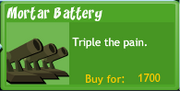 BTD4 Machine Battery OI