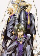 Cerberus (Manga)02