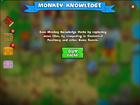 Monkey Knowledge menu