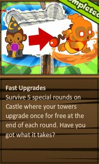 Fast Upgrades
