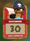 Uncommon Buccaneer