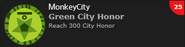 Green City Honor