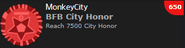 BFB City Honor