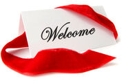 Welcome1 welcome