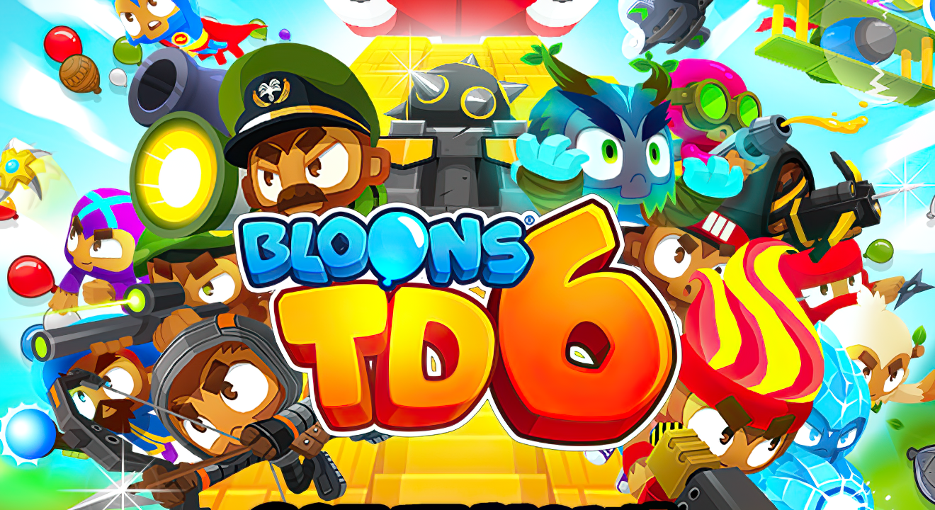 Bloons Tower Defense 6 | Bloons Wiki | FANDOM powered by Wikia
