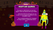 What Martian Games is
