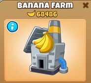 Banana Research Facility BTD6