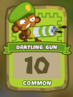 Common Dartling Gun