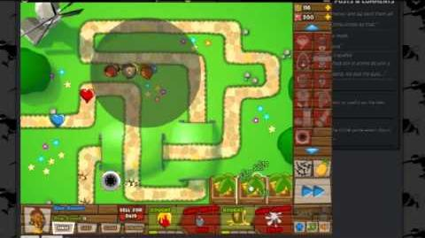 Bloons TD 5 - Monkey Lane - Easy