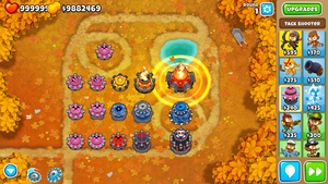 BTD6 Tack Shooter Upgrades