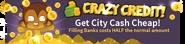 Crazy credit