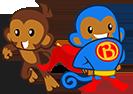 Super Monkey Fan Club Icon