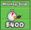 Monkey stim