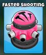 Faster Shooting Tax
