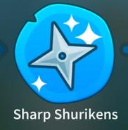 Sharp Shurikens Icon BTD6