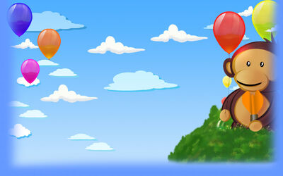 Bloons Wiki theme