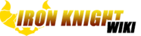 Iron Knight Wordmark