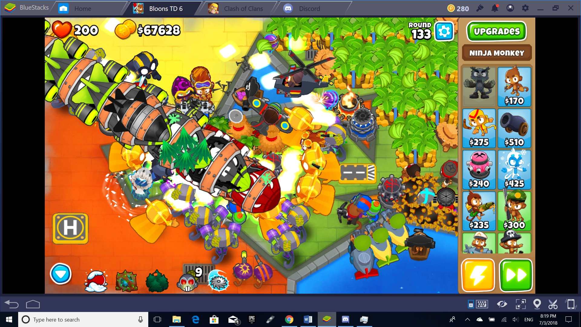 User blog:LittleWhole/Tutorial: How to play BTD6 on a PC! | Bloons