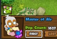 Master of Air rename
