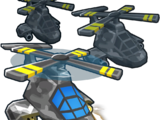 Comanche Defense