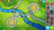Downstream BTD6 empty