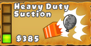 Heavy Duty Suction (BTD5 Mobile)