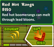 Red Hot 'Rangs