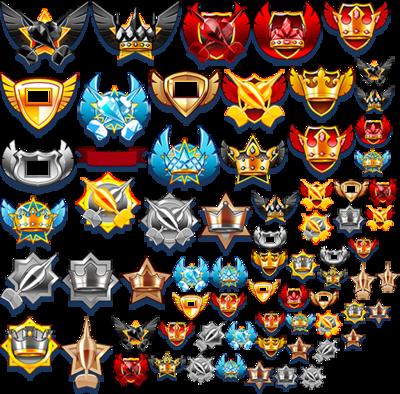 BTDBM-Medals