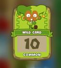 Common Wild Card