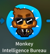 Monkey Intelligence Bureau Icon BTD6