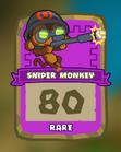 Rare Sniper Monkey