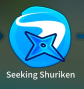 Seeking Shuriken Icon BTD6