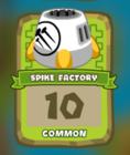 Common Spike Factory