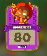 Rare Monkey Apprentice