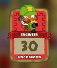 Uncommon Monkey Engineer