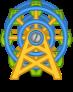 Ferris Wheel blank