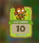 Common Glue Gunner