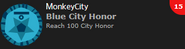 Blue City Honor